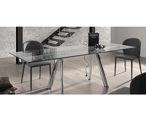 Tavolo troy extensible kave home for Arredamenti vendita on line